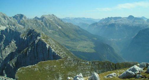 In gita scolastica, bimba di 10 anni scivola per 30 metri dal monte Cimone