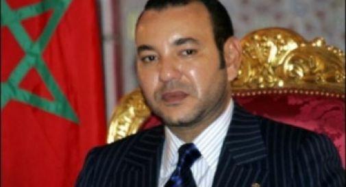 Risultati immagini per re del marocco