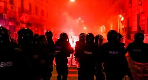 Scontri Napoli, Lamorgese: