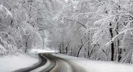 Temperature polari: -10 a Pieve di Soligo, giovedì arriva la neve
