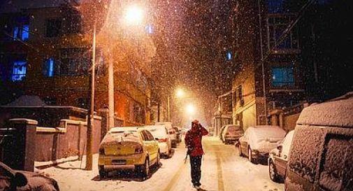 Tempesta di neve 'Nemo' sferza gli Usa