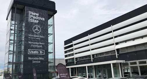 Crescono ancora le vendite di Mercedes-Benz: +12,2% nel terzo trimestre 2019