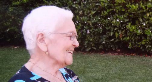 Giuseppina Sorrentino mamma dell'assessore Antonio Romeo