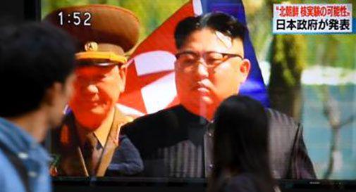 Nordcorea, sesto test atomico: