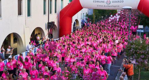 Notte Rosa da record: venerdì a Oderzo correranno in cinquemila