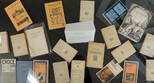 400 anni fa moriva Shakespeare: la Biblioteca lo omaggia