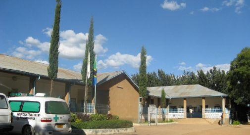Ipamba Hospital, Tosamaganga, Tanzania. medicina, Wolisso Project, Tosamaganga, Africa, medici con l'Africa, CUAMM