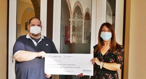 Sinergia tra Ascotrade e Caritas Tarvisina per assicurare pasti caldi a chi è in grave difficoltà