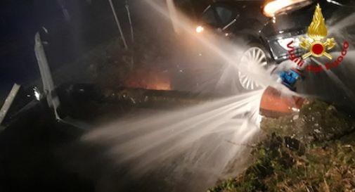 incidente fontanelle