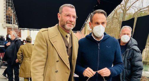 attore Liev Schreiber sposa una trevigiana