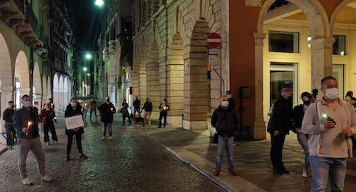 Protesta Veneto Imprese Unite