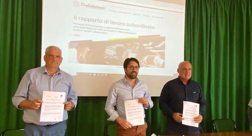 Oscar Bernardi, Francesco Daniele Laterza, Maurizio Cattapan