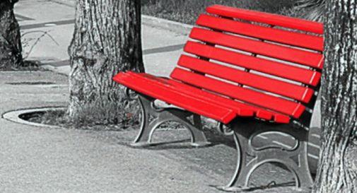 montebelluna, panchina rossa