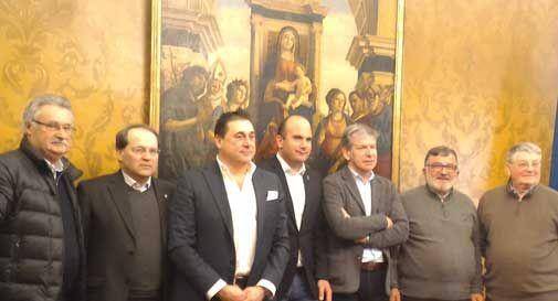 L'imprenditore Alberto Rui è il nuovo presidente dell'Associazione Dama Castellana