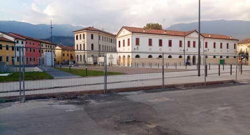 Vittorio Veneto, il comune accetta la proposta conciliativa per piazza Meschio: poco meno di 500mila euro