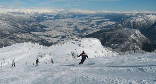 Infarto sulla pista, grave sciatore