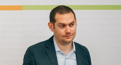 Mattia Panazzolo direttore della Cna provinciale