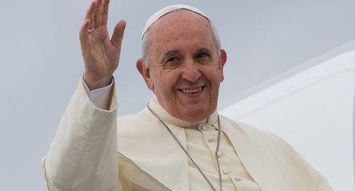 Il presidente della Provincia Marcon da Papa Francesco