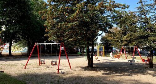 Parco ai Marinai d'Italia - via Redipuglia