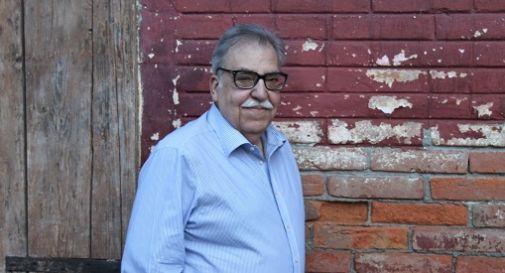 Il giornalista e scrittore Edoardo Pittalis