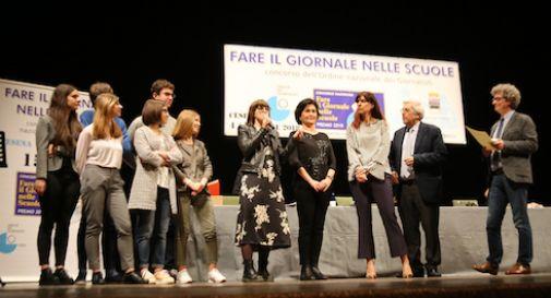 premiazione liceo levi Cesena