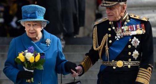 Gb, ricoverato il principe Filippo