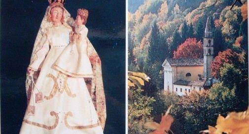 santuario madonna del carmine a miane e grotta del landrel