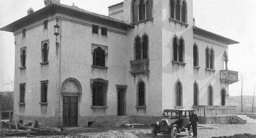 libro storia Barbisano casa Toti Dal Monte