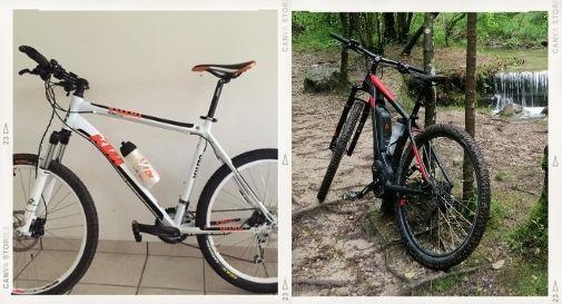 ladri di biciclette a Refrontolo