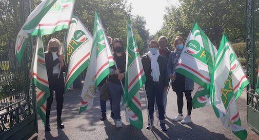 protesta lavoratrici