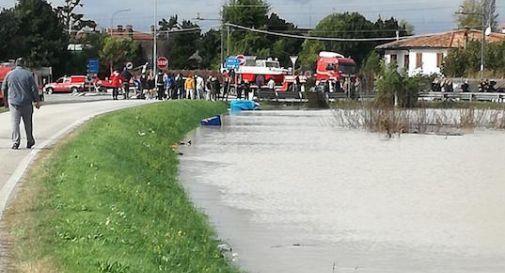 Il Piave esonda, l'acqua supera i 9 metri e invade le case