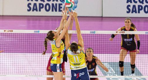 Foto M.Pagnotti – Uff. Stampa Roma Volley Club