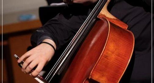 Il violoncellista Riccardo Pes a Mogliano Veneto