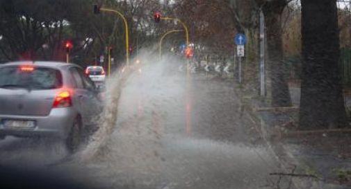 Maltempo sull'Italia, oltre 1000 interventi di soccorso