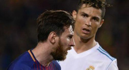 Ronaldo e Messi nel mirino dell'Isis
