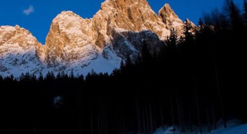 22enne trevigiano muore in montagna