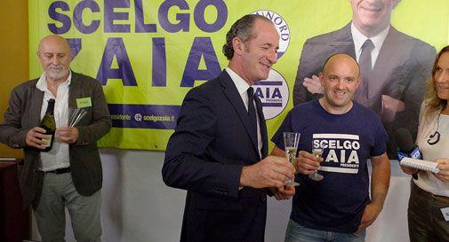 Veneto, ecco i nuovi 49 consiglieri