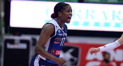 Miriam Sylla resta all'Imoco Volley