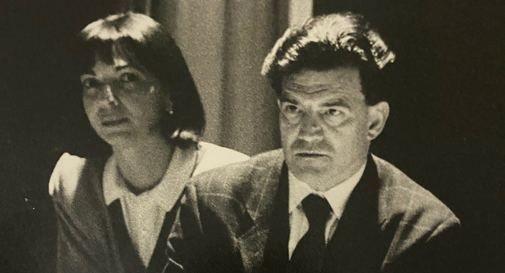 Maria Gomierato e Sergio Sartor, anni Novanta