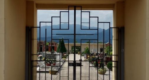 Cimitero San Martino di Colle Umberto