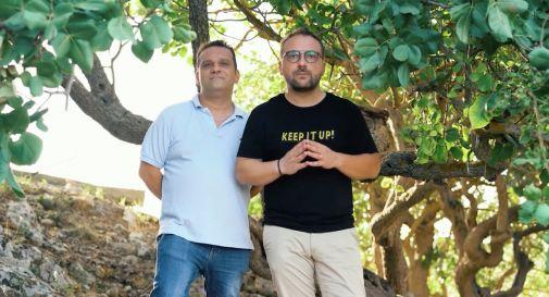 Vincenzo e Giulio Bonfissuto