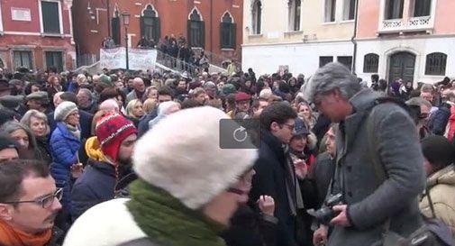 Venezia contro il terrorismo (Video)