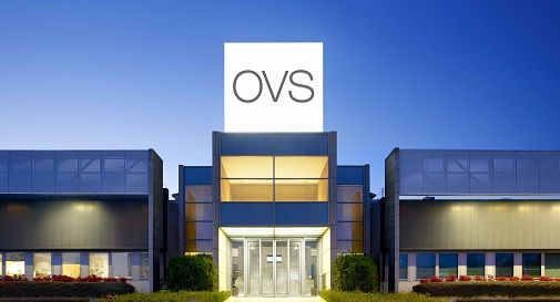 la sede di Mestre di OVS