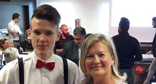 Grande successo per Mattia Dan, è suo il primo premio al concorso nazionale