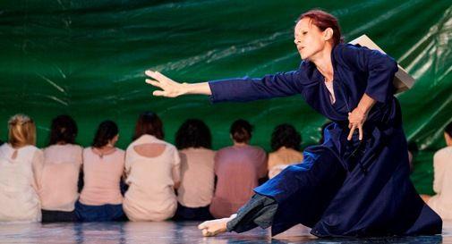 Silvia Bugno, danzatrice e coreografa