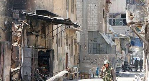 Esplosioni nella notte a Damasco