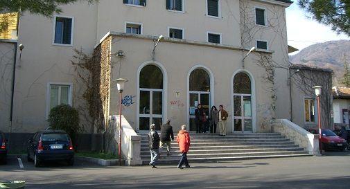 la stazione di Vittorio Veneto