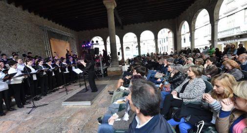 Treviso Suona Jazz, la musica riempie piazze e palazzi