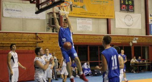 Treviso Basket in campo a Nervesa