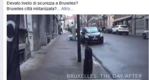 Belgio, deputata del M5S abbandona valigia per 'test di sicurezza'. Fb insorge
